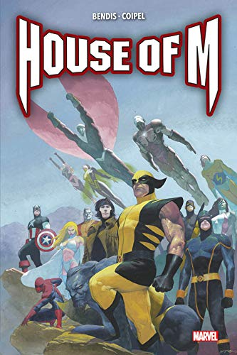 House of M - Marvel Deluxe - Panini Comics - ITALIANO #MYCOMICS