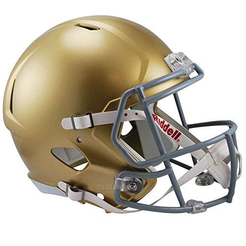 Riddell Notre Dame Fighting Irish Officially Licensed NCAA Speed Full Size Replica Football Helmet