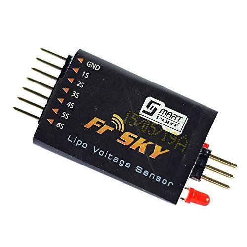 FrSky Taranis FLVSS Voltage sensor 2.4ghz ACCST with S.port by FrSky
