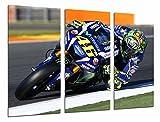 Fotografie Bild Motorrad Valentino Rossi, Motorrad, Yamaha,