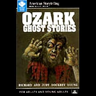 Ozark Ghost Stories audiobook cover art
