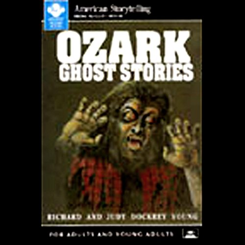 Ozark Ghost Stories audiobook cover art