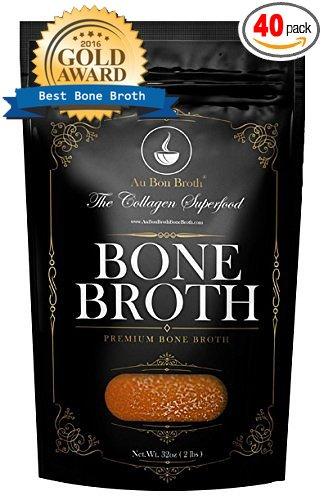 Au Bon Broth Organic Bone Broth
