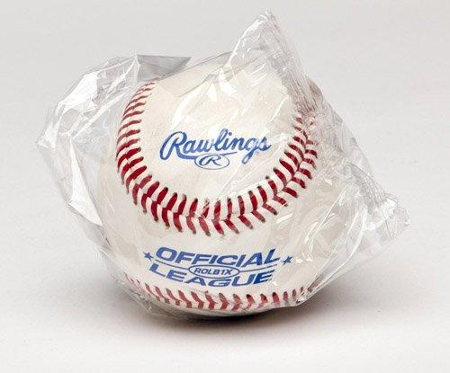 RAWLINGS Balls Baseballs Baseballbälle, Mehrfarbig, Einheitsgröße