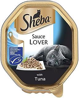 PET-151305 SHEBA såsälskare kattbricka med tonfisk 85 g (85 g) av Mars