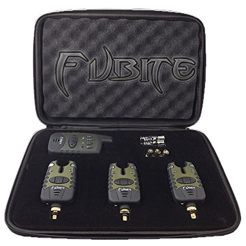 Fubite Green Deluxe 3+1 Bissanzeiger Set