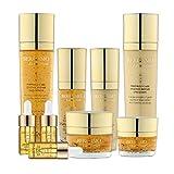 ベルガモ 韓国コスメBergamo Luxury Gold Collagen Set ラグジュアリーゴールドコラーゲン9セット,ギフトセット,トナー,エマルジョン,エッセンス アイクリーム クリーム アンプル 並行輸入品