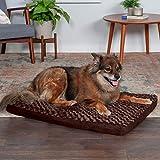 Furhaven Pet Orthopädische Hundekissen, Large, Schokoladenbraun - 4