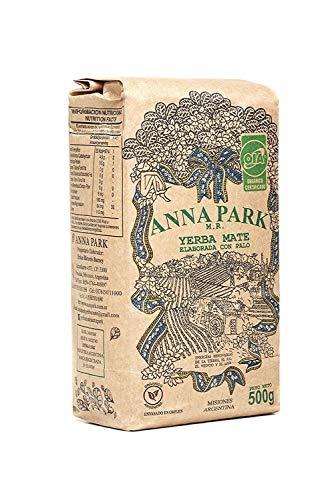 Anna Park Yerba Mate - Organic - 1.1 LB / 500 g / 17.6 oz