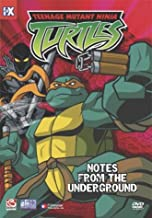 Teenage Mutant Ninja Turtles: Notes From The Underground - Volume 5