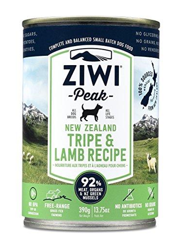 ZIWI ジウィピーク(Ziwi-Peak-)『ドッグ缶 トライプ&ラム』
