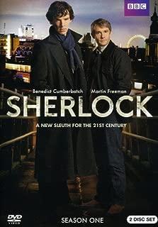 Sherlock:S1 (BBC/DVD)