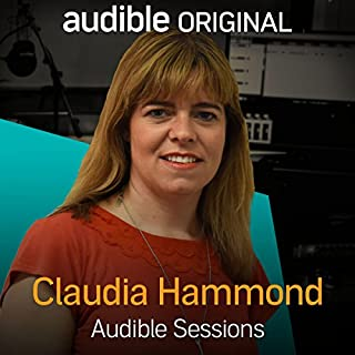 FREE: Audible Sessions with Claudia Hammond cover art