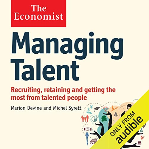 Managing Talent cover art
