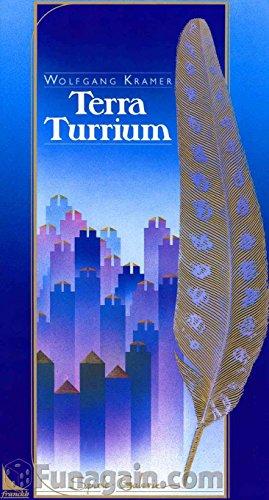Kosmos Terra Turrium - Edition Perlhuhn [Brettspiel].