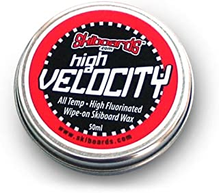 Skiboards.com High Velocity All Temp Wipe-on Wax