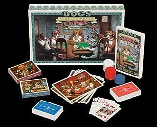 Dogs Playing Poker: Poker Kit