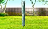 Hyfive Rotary Wäscheleine Abdeckung Kleidung Étendoir Schutzhaube 1,8 m Garten Abdeckung