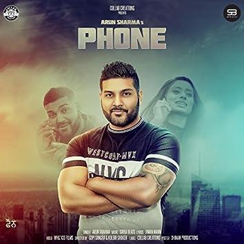 Phone (feat. Sirra Beats)