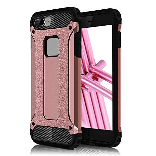 Funda Protectorapara iPhone 4/4s   TPU  en Oro rosa   Anticaída