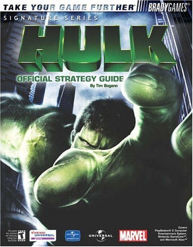 The Hulk™ Official Strategy Guide