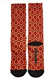 Bioworld Merchandising / Independent Sales The Shining Carpet Print Sublimated Socks for Adults Standard