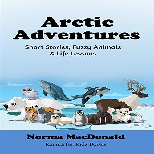 Arctic Adventures audiobook cover art