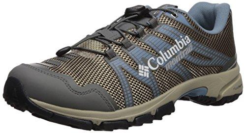 Columbia Montrail Mountain Masochist Iv Trail Zapatillas para correr para mujer, Fósil antiguo, Dark…