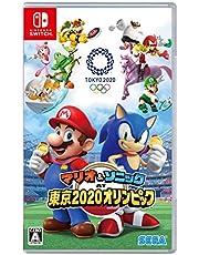 マリオ&ソニック AT 東京2020オリンピック(TM) - Switch