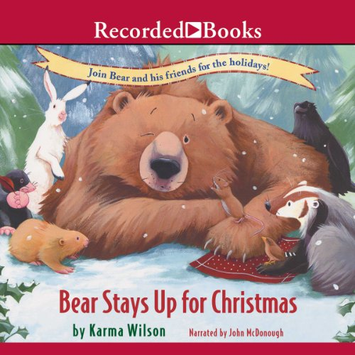 Bear Stays Up for Christmas cover art