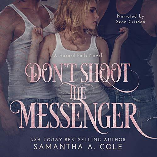 『Don't Shoot the Messenger』のカバーアート