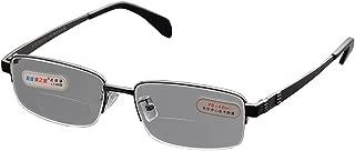 Eyekepper Qualit/ät Fr/ühling Hings Klassisch Retro Stil Computer Brillen Computer +4.0 bernsteinfarbene get/önte Linsen, durchsichtig