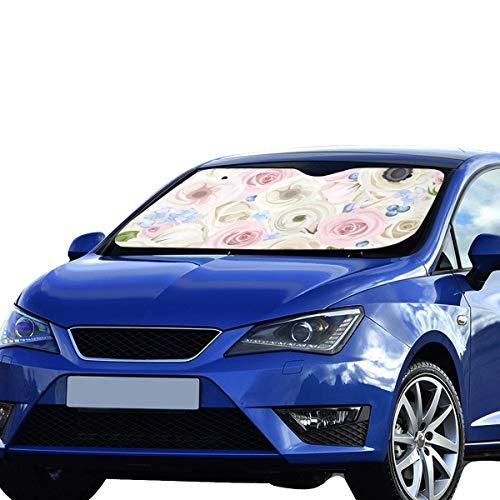 Parasol De Coche De Cars Azul  marca HJSHG