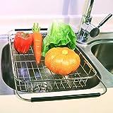 Drain de lave-vaisselle réglable Support de la cuvette sur l'évier Purificateur,...