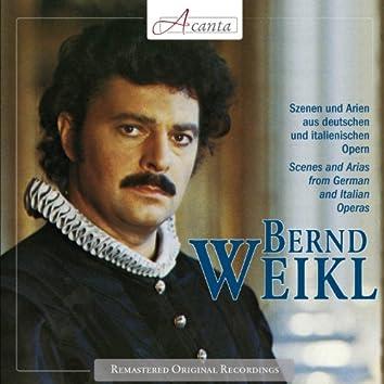 Bernd Weikl: Opernalbum