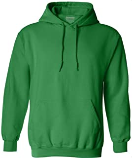 Joe's USA Hoodies Soft & Cozy Hooded Sweatshirt,5X-Large Irish Green
