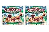 Kracie Popin Cookin Tanoshii Hamburger DIY...