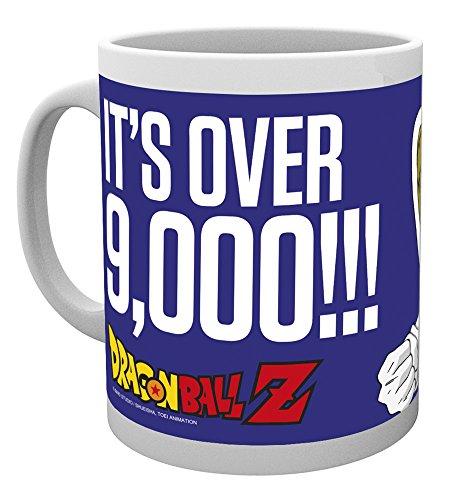 GB eye Dragon Ball Z, Vegeta, Mug en céramique, multicolore