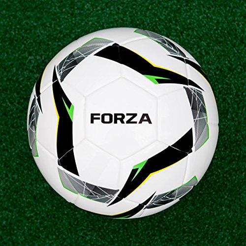 FORZA Balones de Fútbol – Competición, Entrenamiento, Ocio, Astro, Jardín, Fútbol Sala & Interior (FORZA Balón Pro Fusion Fútbol Sala, Tamaño Oficial de Fútbol Sala)