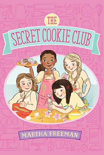 The Secret Cookie Club (English Edition)