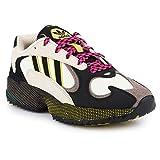 Adidas Originals Yung-1 (Sand/Black/Pink, Fraction_45_and_1_Third)