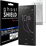 TECHGEAR [3 Pack] Protection Écran pour Xperia XZ1 Compact [ghostSHIELD] Film de Protection Souple...