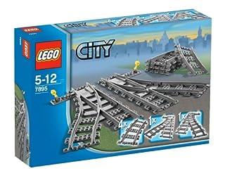 LEGO City 7895 - Weichen Zugspielzeug Zubehör (B000EXN8DY) | Amazon price tracker / tracking, Amazon price history charts, Amazon price watches, Amazon price drop alerts