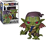 Funko 33979 POP Bobble: Marvel: Spider-Man: Into the Spider-Verse: Green Goblin
