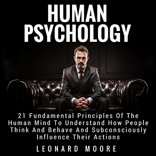 Human Psychology audiobook cover art