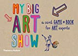 My Big Art Show: A Card Game + Book - Collect Paintings to Win