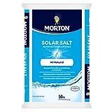 MORTON SALT F137340000G 50LB XCourse Solar Salt