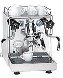 ECM Mechanika IV - Cafetera espresso con depósito de agua, acero inoxidables pulido