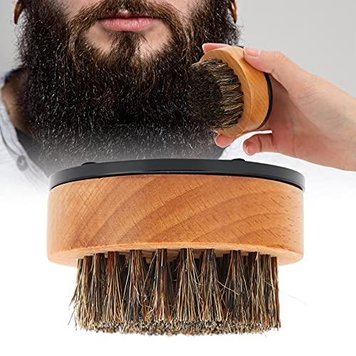 Cepillo para el cuidado de la barba, cepillo para el cuidado del bigote para el salón para el hogar