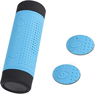 Goolrc Wireless Bluetooth 4.0 Speaker Bicycle Waterproof Outdoor Super Bass Audio Player 3000mAh Power Bank Portable 3D St...